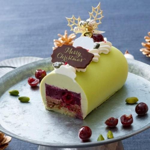 AND CAKE ノエル ピスターシュ グリオット 小サイズ 18.5cm / 4~5名用【クリスマス2021】