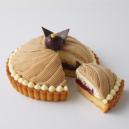 【SALON BAKE & TEA】プレミアム モンブラン