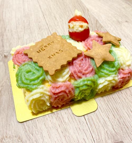 犬猫用ロールケーキ【クリスマス2021】