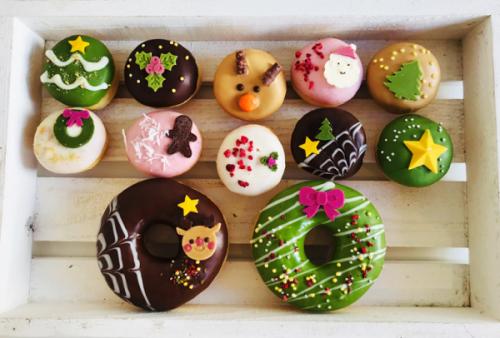 クリスマス限定BOX ドーナツ12個入【クリスマス2021】