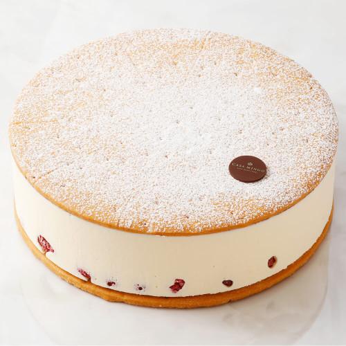 最高級洋菓子 ケーゼザーネトルテ レアチーズケーキ 12cm