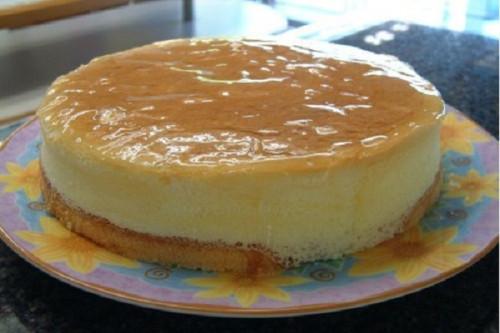 あっさり、フワフワ、チーズケーキ 20cm