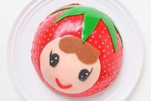 いちごケーキスペシャル!いつもキュートな べりぃちゃん 5号 15cm