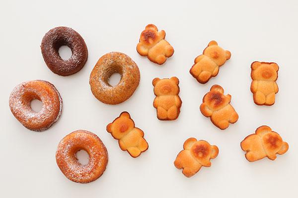 クッキー・焼き菓子イメージ